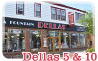 Dellas 5 and 10