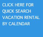 Search Cape May Rentals by Calendar